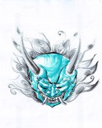 demon-mask