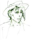 Hat-girl